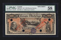 Canadian Currency: , Montreal, PQ- Banque D'Hochelaga $100 Jan. 1, 1914 Ch. # 360-22-10SSpecimen. ...