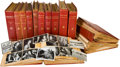 Movie/TV Memorabilia:Memorabilia, A Henry Hathaway Collection of Family Photo Albums, 1940s-1950s....(Total: 13 Items)