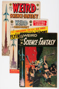 Golden Age (1938-1955):Science Fiction, Weird Science-Fantasy #23-29 Group (EC, 1954-55).... (Total: 7Comic Books)