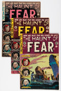 Golden Age (1938-1955):Horror, Haunt of Fear Group (EC, 1953-54).... (Total: 6 Comic Books)