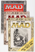 Magazines:Mad, Mad #25, 26, and 29 Group (EC, 1955-56).... (Total: 3 Comic Books)