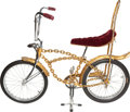 "Movie/TV Memorabilia:Memorabilia, A Butch Patrick Chain-Link Bicycle from ""The Munsters.""... (Total:3 Items)"