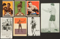 Boxing Cards:General, 1920's-1950's Boxing Card Collection (23). ...