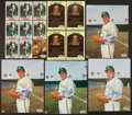 Baseball Collectibles:Others, Jim Catfish Hunter Signed Memorabilia Lot of 17....