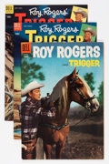 Golden Age (1938-1955):Western, Roy Rogers File Copies Group (Dell, 1953-55) Condition: Average VF/NM.... (Total: 6 Comic Books)