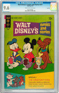 Bronze Age (1970-1979):Cartoon Character, Walt Disney's Comics and Stories #371 Savannah pedigree (Gold Key,1971) CGC NM+ 9.6 Cream to off-white pages....