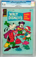 Bronze Age (1970-1979):Cartoon Character, Walt Disney's Comics and Stories #400 Savannah pedigree (Gold Key,1974) CGC NM+ 9.6 Cream to off-white pages....