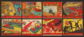 """Non-Sport Cards:Sets, 1938 R99 Anonymous """"The Nightmare of Warfare"""" (#'d 901-948)Complete Set (48). ..."""