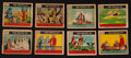 "Non-Sport Cards:Sets, 1930s R150 Anonymous ""Time Marches On"" (#'d 601-648) Complete Set(48). ..."