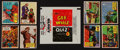 """Non-Sport Cards:Sets, 1957 Topps """"Gee Whiz Quiz"""" or """"Isolation Booth"""" Complete Set (88)Plus Wrapper and Decoder Sheet...."""