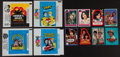 Non-Sport Cards:Sets, 1970's Topps and Donruss Television Show Sets Group (5). ...