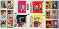 Non-Sport Cards:Sets, 1970's-80's Topps and Donruss Movie Theme Card Sets (6). ...