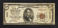 National Bank Notes:Pennsylvania, Montrose, PA - $5 1929 Ty. 1 The First & Farmers NB & TC Ch. # 2223. ...