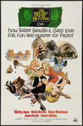 """Movie Posters:Comedy, The Secret of My Success (MGM, 1965). One Sheet (27"""" X 41""""). Comedy.. ..."""