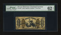 Fractional Currency:Third Issue, Fr. 1345 50¢ Third Issue Justice PMG Uncirculated 62 EPQ.. ...