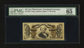 Fractional Currency:Third Issue, Fr. 1333 50¢ Third Issue Spinner PMG Gem Uncirculated 65 EPQ.. ...