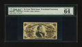 Fractional Currency:Third Issue, Fr. 1298 25¢ Third Issue PMG Choice Uncirculated 64 EPQ.. ...
