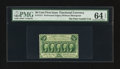 Fractional Currency:First Issue, Fr. 1311 50¢ First Issue PMG Choice Uncirculated 64 EPQ.. ...