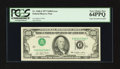 Error Notes:Inverted Third Printings, Fr. 2168-J $100 1977 Federal Reserve Note. PCGS Very Choice New64PPQ.. ...