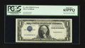 Error Notes:Inverted Third Printings, Fr. 1614 $1 1935E Silver Certificate. PCGS Gem New 65PPQ.. ...