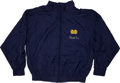 Football Collectibles:Uniforms, Gerald Ford Signed University of Michigan Wolverines Jacket....