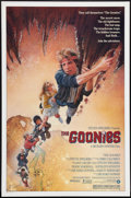 "Movie Posters:Adventure, The Goonies (Warner Brothers, 1985). One Sheet (27"" X 41"").Adventure.. ..."