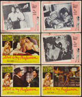 """Movie Posters:Drama, Love is My Profession and Other Lot (Kingsley International, 1959).Lobby Cards (6) (11"""" X 14""""). Drama.. ... (Total: 6 Items)"""