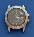 Timepieces:Wristwatch, Rolex Ref. 1675 GMT Master With Brown Dial For PossibleRestoration, circa 1966. ...