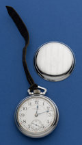 Timepieces:Pocket (post 1900), Elgin Father Time 18 21 Jewel Size Pocket Watch. ...