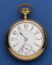 Seth Thomas 18 Size 21 Jewel Pocket Watch