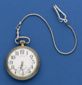 Timepieces:Pocket (post 1900), Illinois Bunn Special 21 Jewel Pocket Watch. ...
