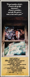 "Movie Posters:Mystery, Farewell, My Lovely (Avco Embassy, 1975). Insert (14"" X 36"").Mystery.. ..."