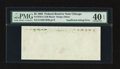 Error Notes:Blank Reverse (<100%), Fr. 1978-G $5 1985 Federal Reserve Note. PMG Extremely Fine 40EPQ.. ...