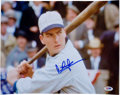Autographs:Photos, Charlie Sheen Signed Oversized photograph From Eight Men Out....