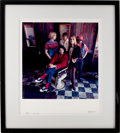 "Music Memorabilia:Photos, Grateful Dead ""Barber Chair"" Limited Edition Herb Greene PhotoPrint #24/53 (1995)...."