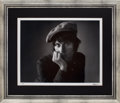 Music Memorabilia:Photos, Jeff Beck Limited Edition Herb Greene Photo Print #4/50....
