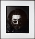 Music Memorabilia:Photos, Grateful Dead - Jerry Garcia Limited Edition Herb Greene PhotoPrint #6/50....