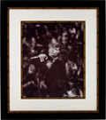 Music Memorabilia:Photos, Jim Morrison Limited Edition Gene Anthony Canvas Photo PrintArtist's Proof....