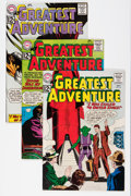 Silver Age (1956-1969):Adventure, My Greatest Adventure Group (DC, 1962-63) Condition: Average VF-.... (Total: 7 Comic Books)
