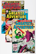 Silver Age (1956-1969):Adventure, My Greatest Adventure #81-85 Group (DC, 1963) Condition: Average FN-.... (Total: 5 Comic Books)