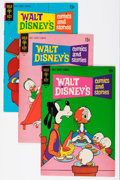 Bronze Age (1970-1979):Cartoon Character, Walt Disney's Comics and Stories Group (Gold Key, 1971-72)Condition: Average NM-.... (Total: 19 Comic Books)