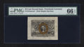 Fractional Currency:Second Issue, Fr. 1244SP 10¢ Second Issue Wide Margin Face PMG Gem Uncirculated 66 EPQ.. ...