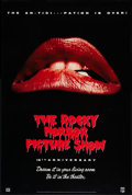 """Movie Posters:Rock and Roll, The Rocky Horror Picture Show (CBS/ Fox, R-1990). 15th Anniversary Video Poster (25.5"""" X 38""""). Rock and Roll.. ..."""