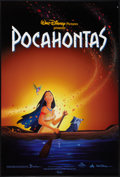 "Movie Posters:Animated, Pocahontas (Buena Vista, 1995). International One Sheets (2) (27"" X 40"") SS Styles A and B. Animated.. ... (Total: 2 Items)"