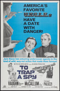 "Movie Posters:Action, To Trap a Spy and Other Lot (MGM, 1966). One Sheets (2) (27"" X41""). Action.. ... (Total: 2 Items)"