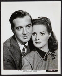 """Miracle on 34th Street (20th Century Fox, 1947). Portrait Photo (8"""" X 10""""). Comedy"""