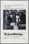 """Movie Posters:Drama, The Great White Hope (20th Century Fox, 1970). MP Graded One Sheet (27"""" X 41""""). Drama.. ..."""