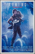 """Movie Posters:Science Fiction, Aliens (20th Century Fox, 1986). MP Graded One Sheet (27"""" X 41"""")Style A. Science Fiction.. ..."""
