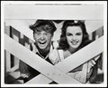 """Movie Posters:Musical, Mickey Rooney and Judy Garland in Babes on Broadway (MGM, 1941). Portrait Photo (8"""" X 10""""). Musical.. ..."""