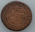 Brazil, Brazil: Pedro II of Portugal Two 20 Reis Coins 1694 & 1697,...(Total: 2 coins)